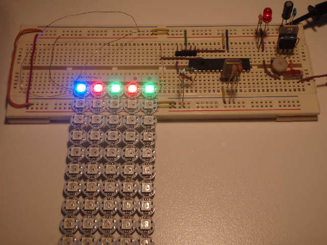 WS2812 RGB LED - Fads to Obsessions